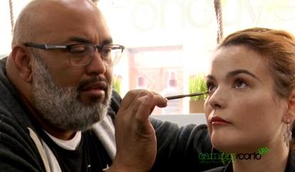 Lewis Amarante - Maquillador Max Factor