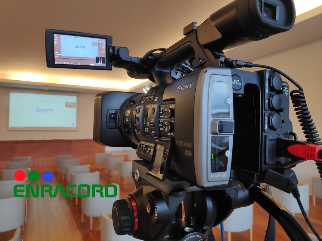 Video streaming emision online en directo por zoom